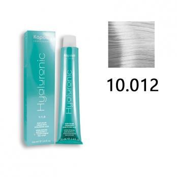 10,012 (К) Крем-краска Hyaluronic acid платиновый блондин прозрачный 100 мл.