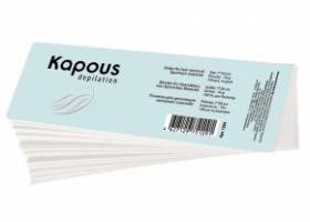 1584 (К) Полоски для депиляции KAPOUS, спанлейс, 7*20 см, 100 шт/уп
