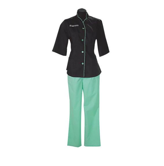 2487 (К) Костюм мастера (блуза+брюки) 54 размер